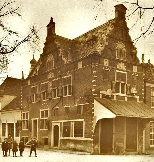 Foto van ons clubhuis